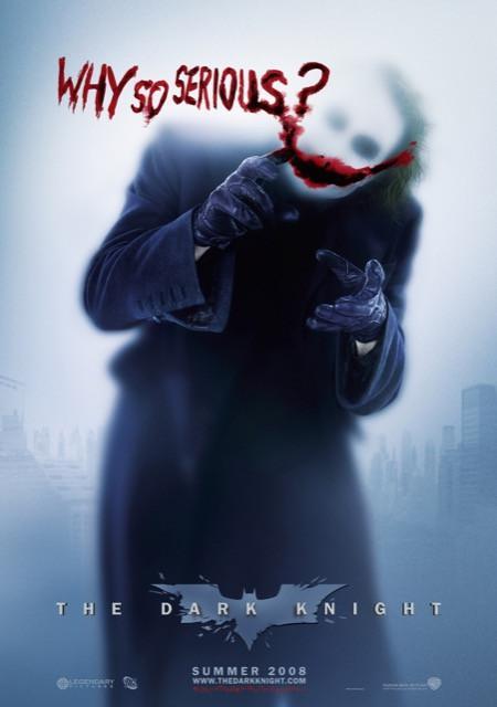 Poster Batman: O Caveleiro Das Trevas - Dark Knight #7