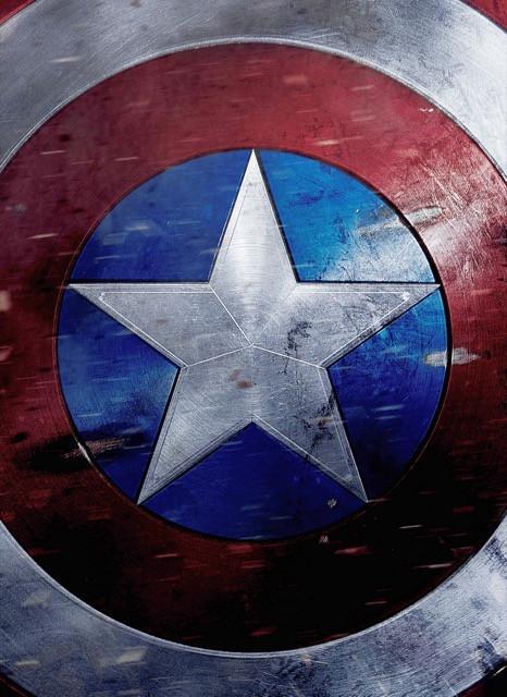 Poster Capitão América: O Primeiro Vingador #A