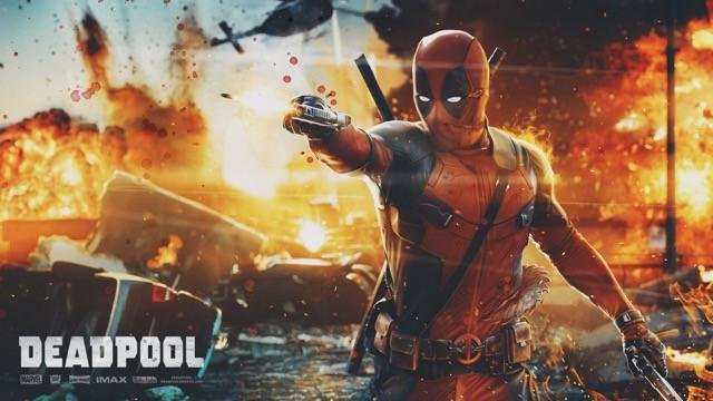 Poster Deadpool #E
