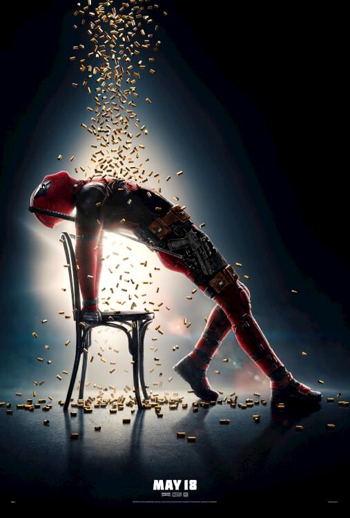 Poster Deadpool 2 #D
