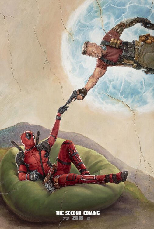 Poster Deadpool 2 #E
