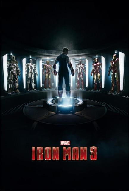 Poster Homem de Ferro 3 #C