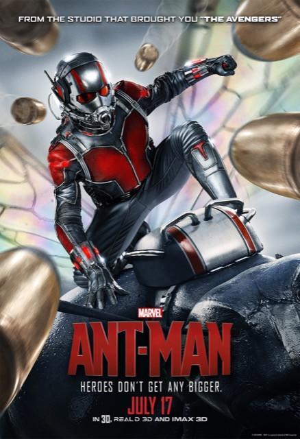 Poster Homem Formiga #C