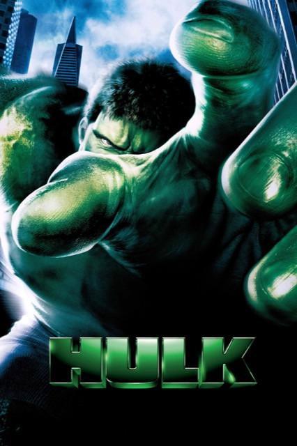 Poster Hulk #A