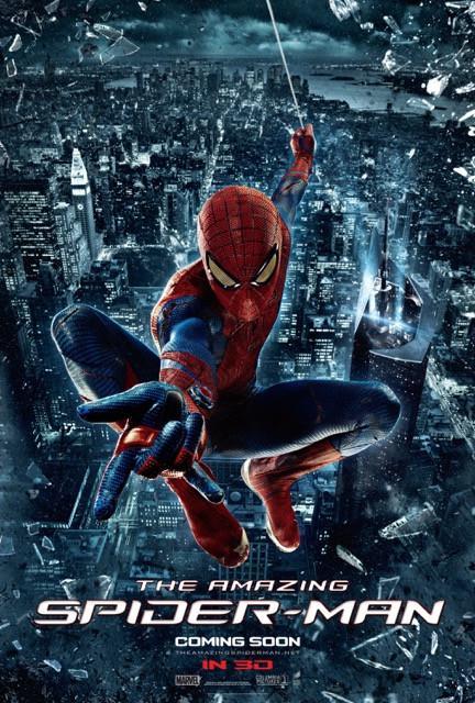 Poster O Espetacular Homem Aranha #D