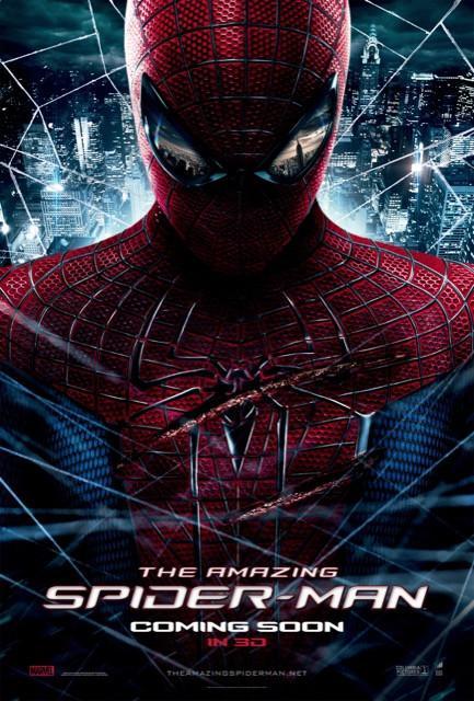 Poster O Espetacular Homem Aranha #F