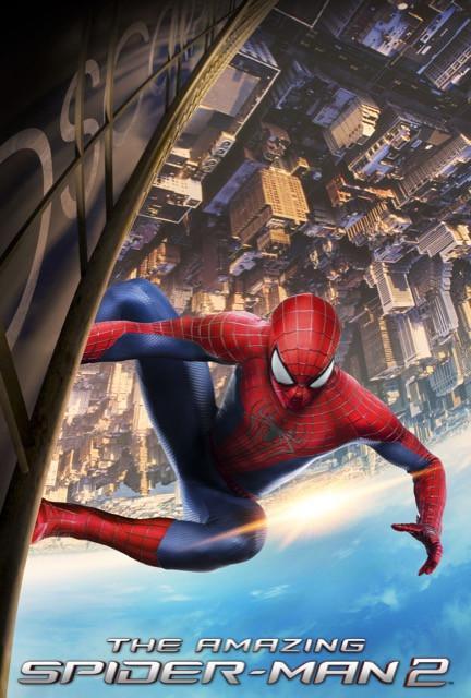 Poster O Espetacular Homem Aranha 2 #C