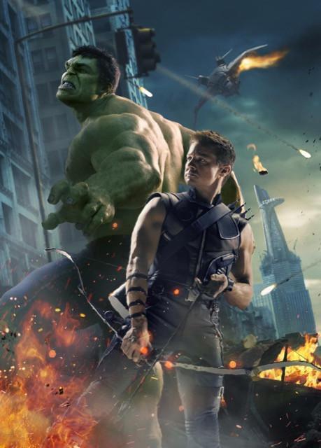 Poster Os Vingadores #D