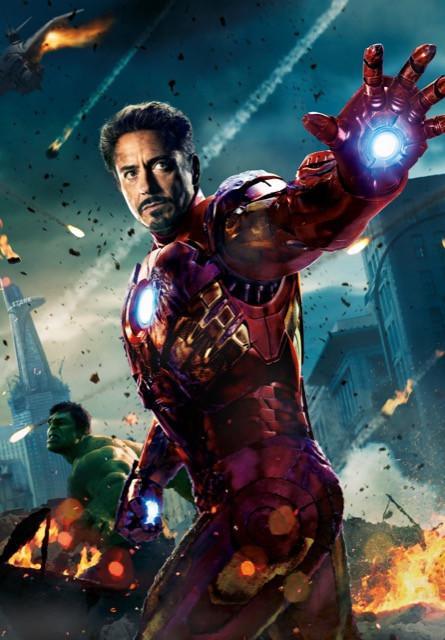 Poster Os Vingadores #E