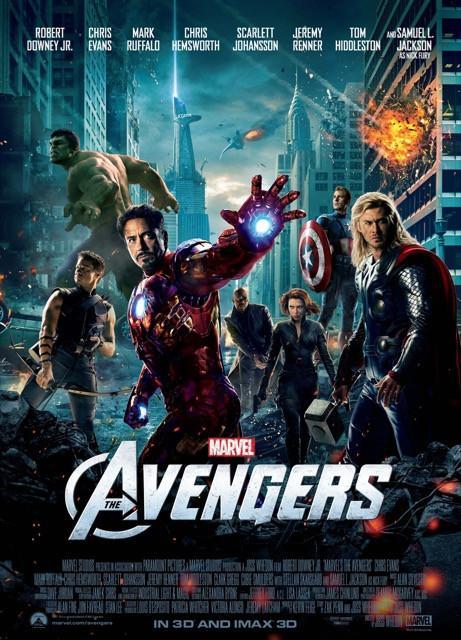 Poster Os Vingadores #H