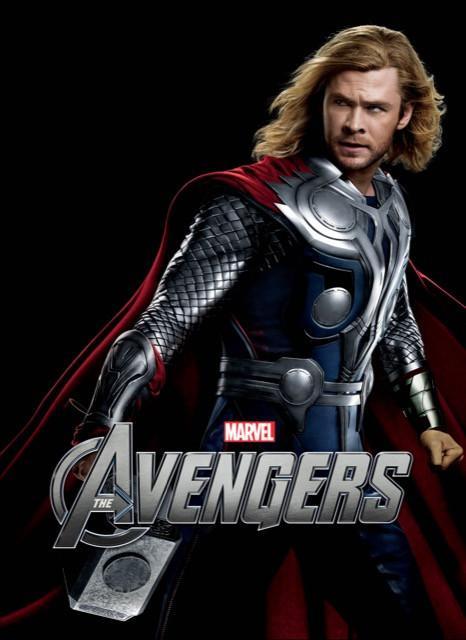 Poster Os Vingadores #I