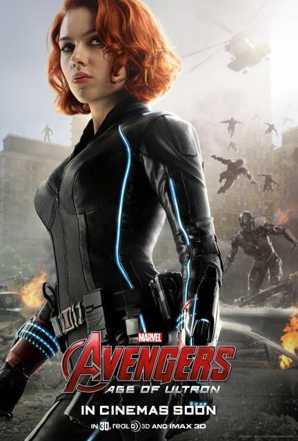 Poster Os Vingadores 2: A Era de Ultron #E