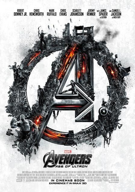 Poster Os Vingadores 2: A Era de Ultron #H