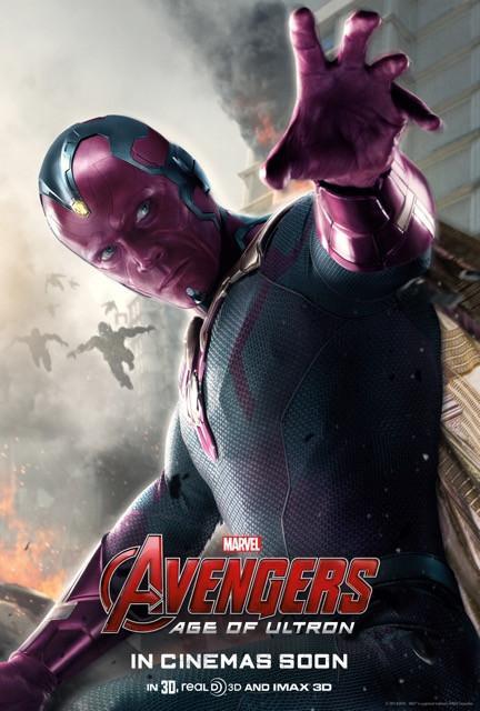 Poster Os Vingadores 2: A Era de Ultron #I