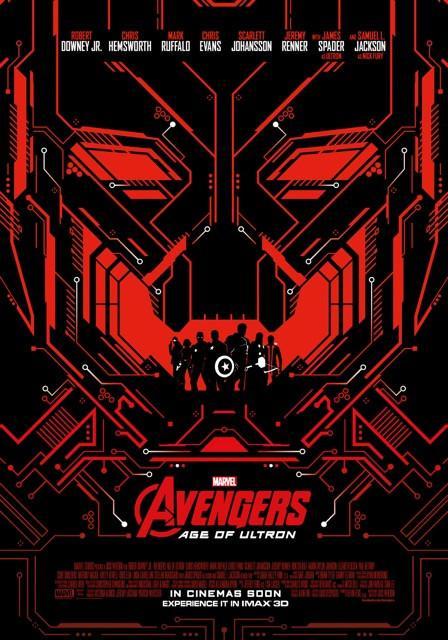 Poster Os Vingadores 2: A Era de Ultron #N