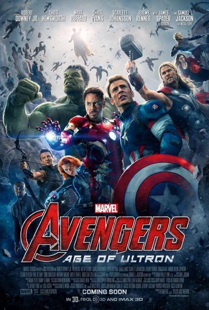 Poster Os Vingadores 2: A Era de Ultron #O