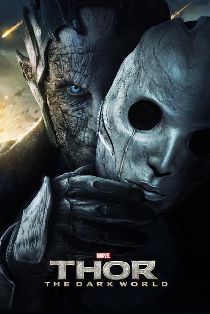 Poster Thor: O Mundo Sombrio #A