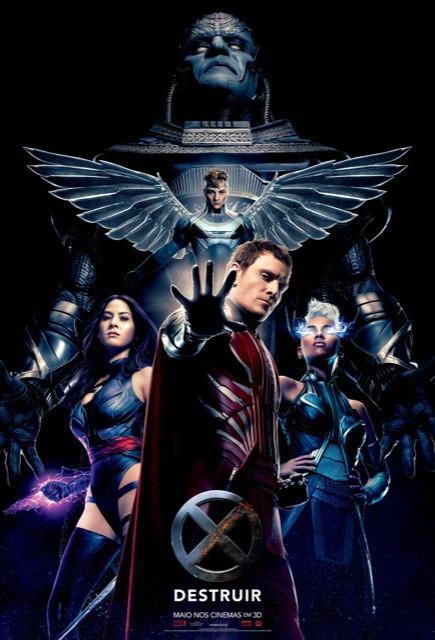 Poster X-Men: Apocalipse #C