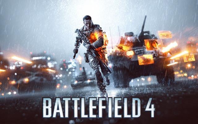 Poster Battlefield 4 #A
