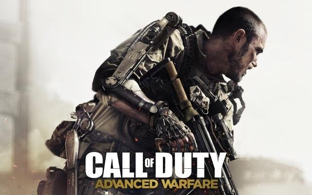 Poster Call Of Duty: Advanced Warfare #A