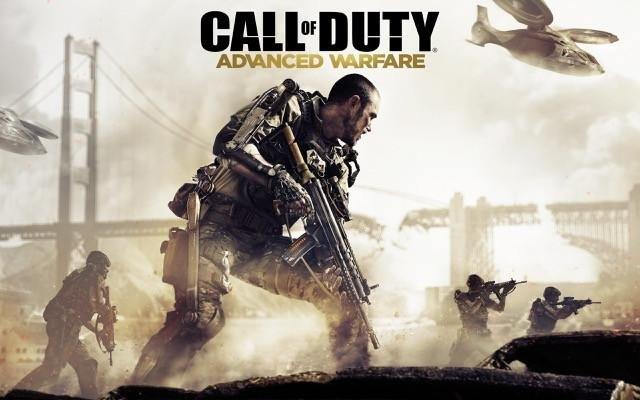 Poster Call Of Duty: Advanced Warfare #B