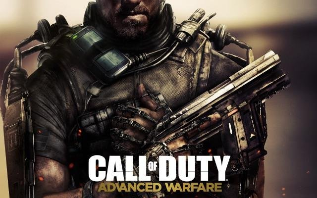 Poster Call Of Duty: Advanced Warfare #C