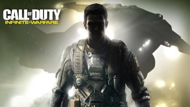 Poster Call Of Duty: Infinite Warfare #B