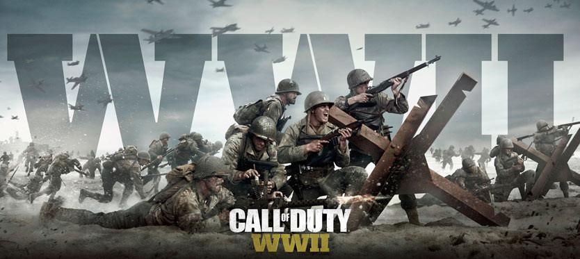 Poster Call Of Duty: World War 2 #B