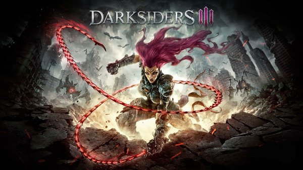 Poster Darksiders 3 #A