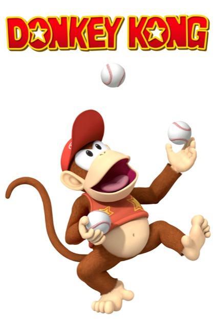 Poster Donkey Kong #A