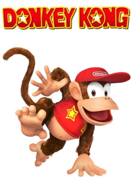 Poster Donkey Kong #B