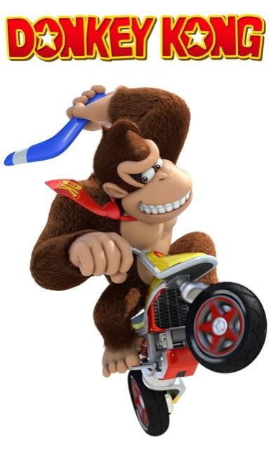 Poster Donkey Kong #C