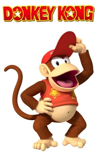 Poster Donkey Kong #D