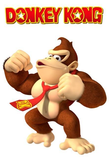Poster Donkey Kong #E