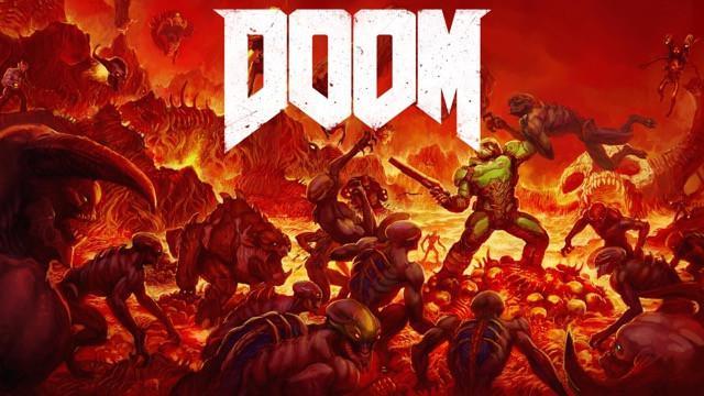 Poster Doom #B