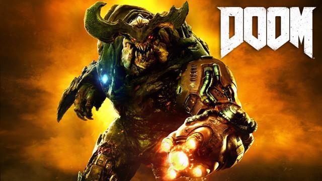 Poster Doom #C
