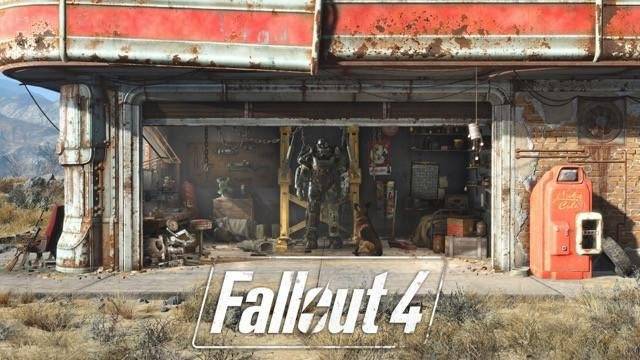 Poster Fallout 4 #A