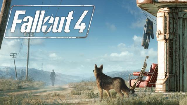 Poster Fallout 4 #B