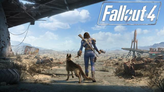 Poster Fallout 4 #E