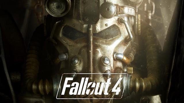 Poster Fallout 4 #F
