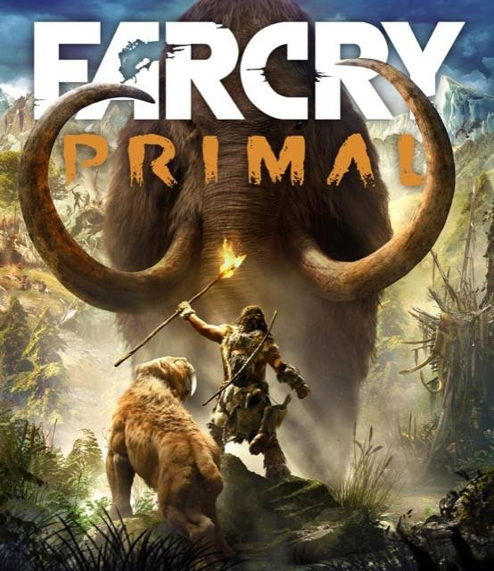 Poster Far Cry Primal #B