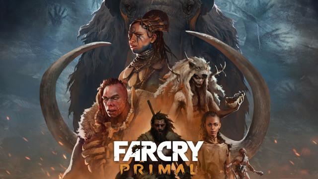 Poster Far Cry Primal #E