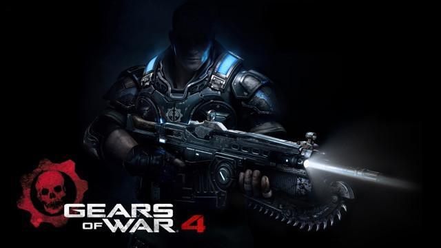 Poster Gears Of War 4 #A