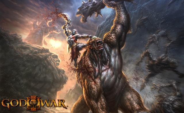 Poster God Of War 3 #4