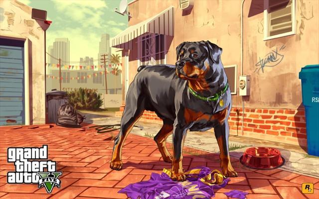 Poster Grand Theft Auto V - Gta 5 #H