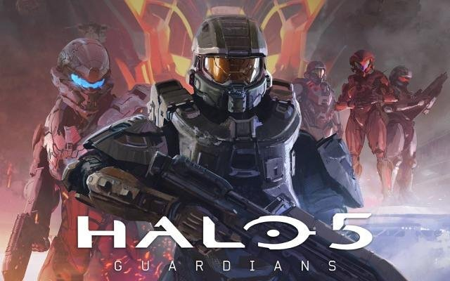 Poster Halo 5 #E