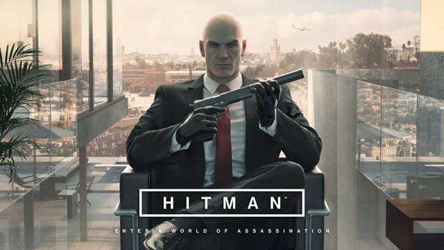 Poster Hitman #A