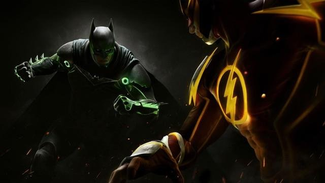 Poster Injustice 2 #A
