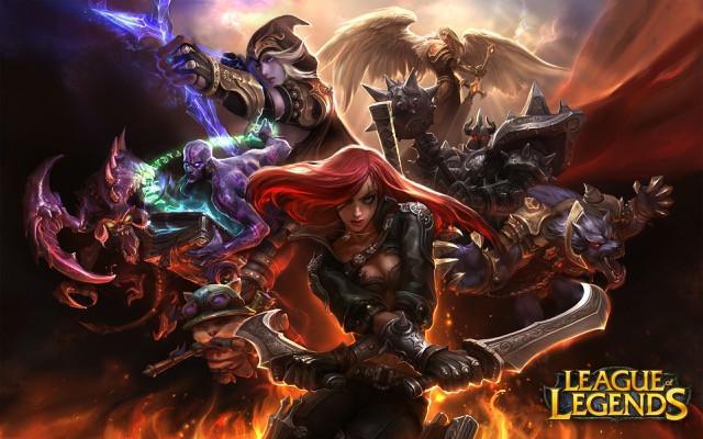 Poster League Of Legends #B