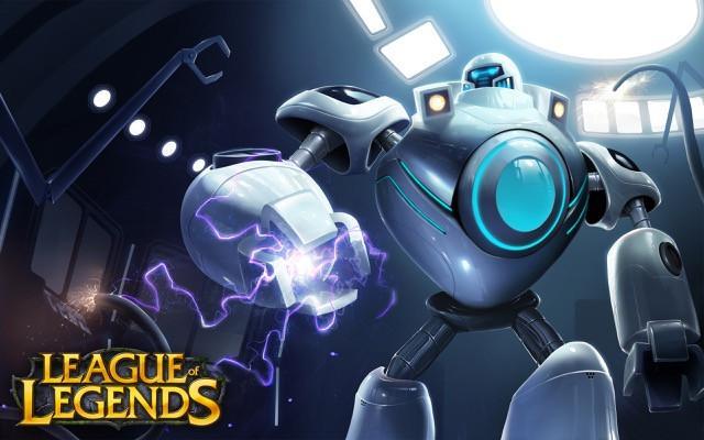 Poster League Of Legends #C